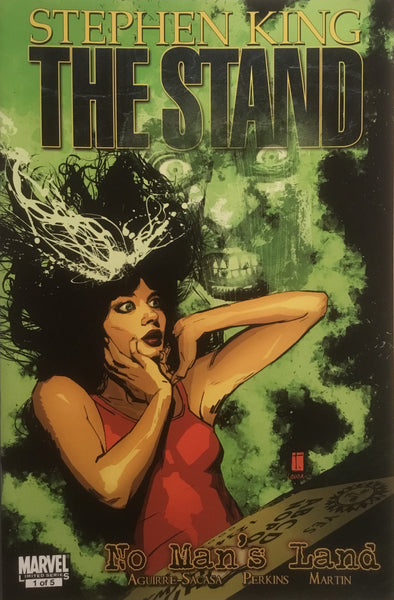 THE STAND (STEPHEN KING) NO MAN'S LAND # 1