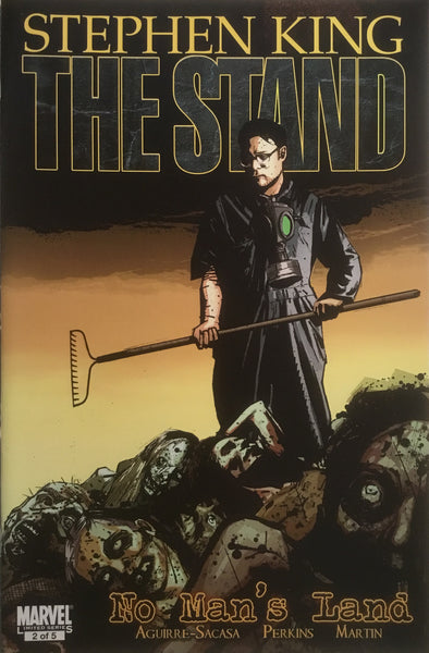THE STAND (STEPHEN KING) NO MAN'S LAND # 2