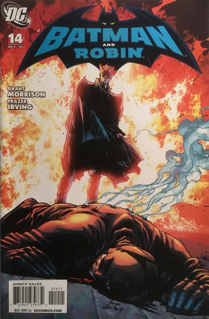 BATMAN AND ROBIN #14 (2009-2011)