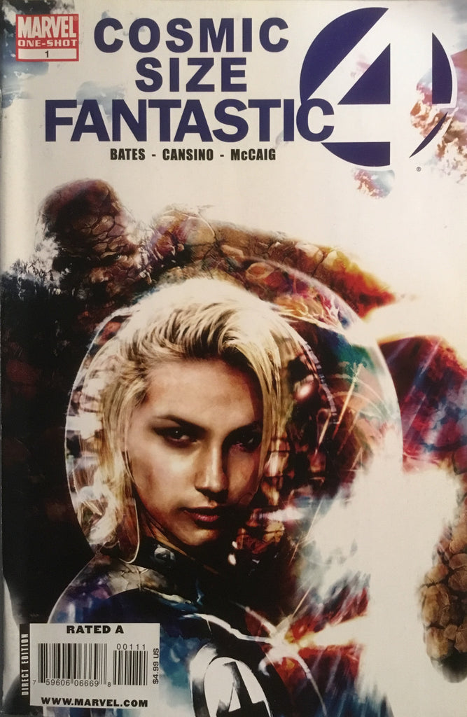 FANTASTIC FOUR COSMIC SIZE SPECIAL ONE-SHOT