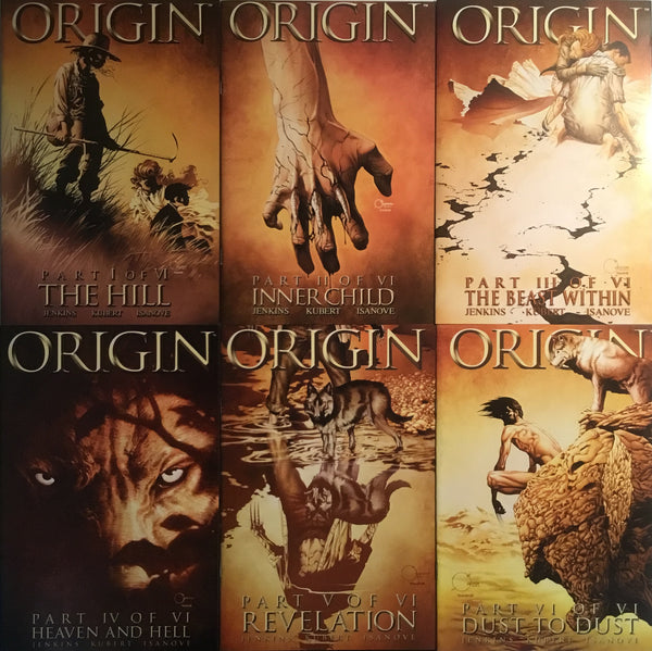 WOLVERINE ORIGIN SET OF 6
