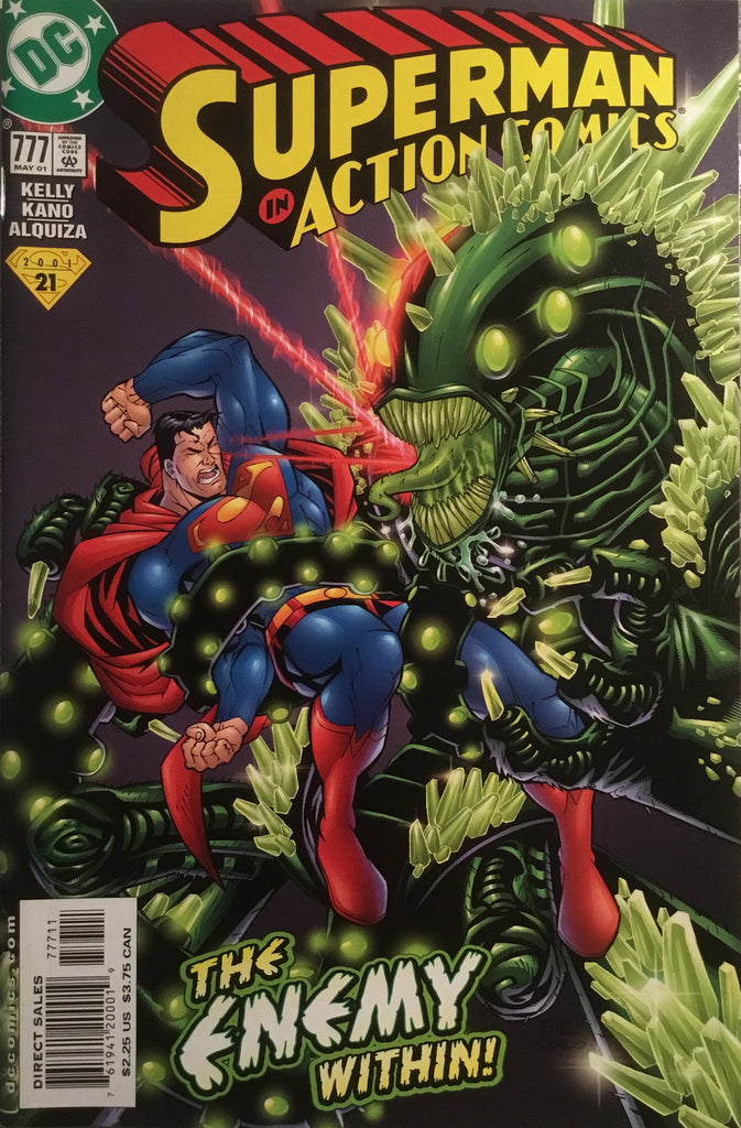 ACTION COMICS SUPERMAN #777