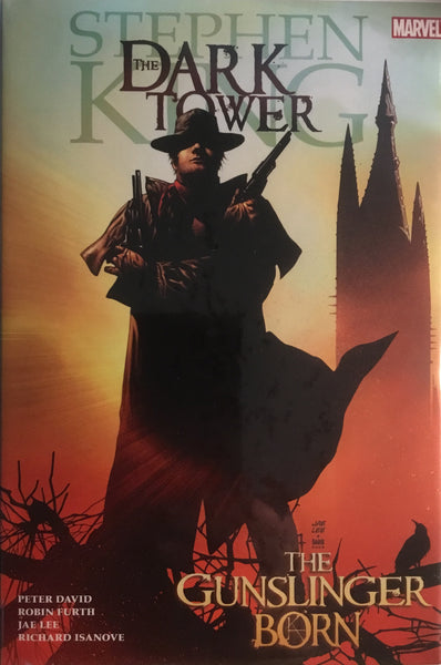 DARK TOWER (STEPHEN KING) THE GUNSLINGER BORN HARDCOVER GRAPHIC NOVEL