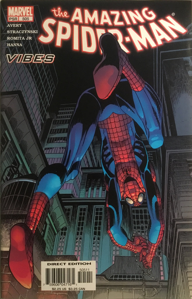 AMAZING SPIDER-MAN (1999-2013) # 505