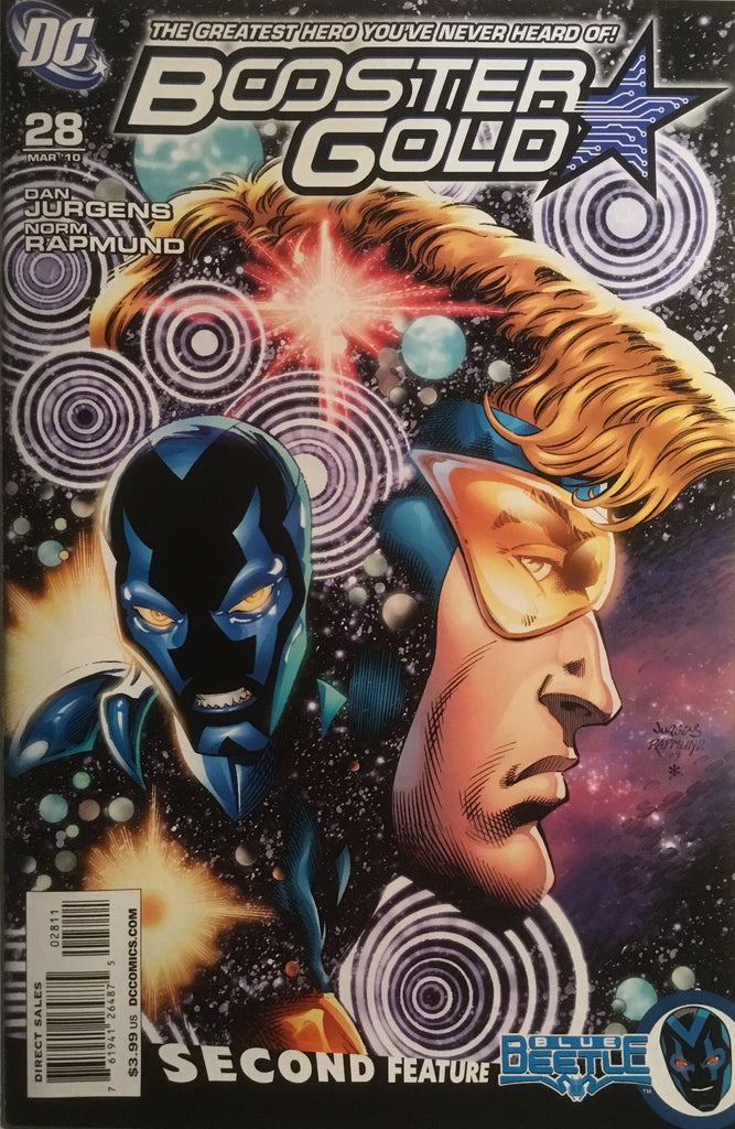 BOOSTER GOLD #28 (2007-2011)