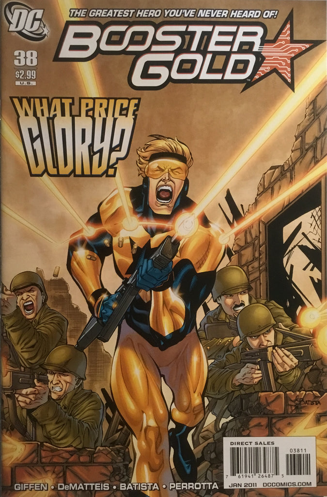 BOOSTER GOLD #38 (2007-2011)