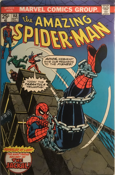 AMAZING SPIDER-MAN (1963-1998) # 148