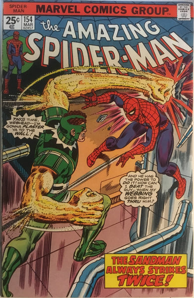 AMAZING SPIDER-MAN (1963-1998) # 154
