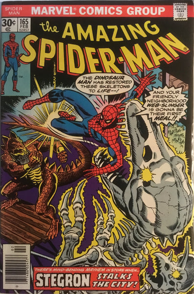 AMAZING SPIDER-MAN (1963-1998) # 165