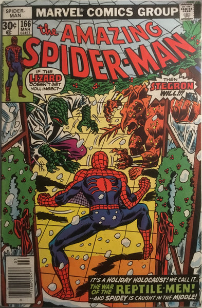 AMAZING SPIDER-MAN (1963-1998) # 166