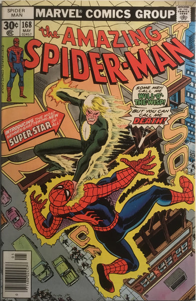 AMAZING SPIDER-MAN (1963-1998) # 168