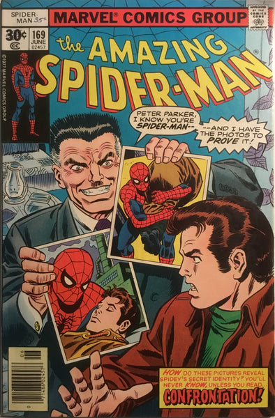 AMAZING SPIDER-MAN (1963-1998) # 169