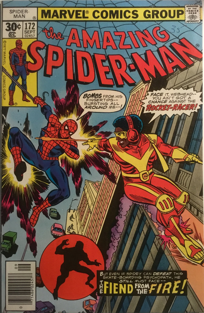 AMAZING SPIDER-MAN (1963-1998) # 172