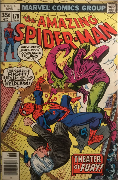 AMAZING SPIDER-MAN (1963-1998) # 179