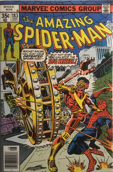 AMAZING SPIDER-MAN (1963-1998) # 183