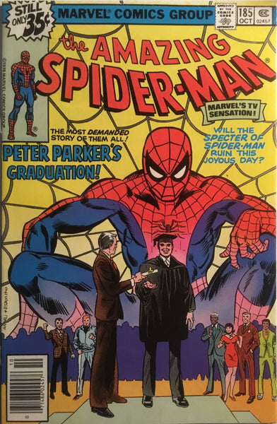 AMAZING SPIDER-MAN (1963-1998) # 185