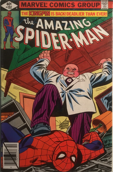 AMAZING SPIDER-MAN (1963-1998) # 197