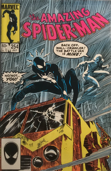 AMAZING SPIDER-MAN (1963-1998) # 254