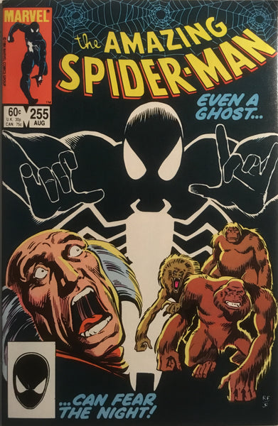 AMAZING SPIDER-MAN (1963-1998) # 255