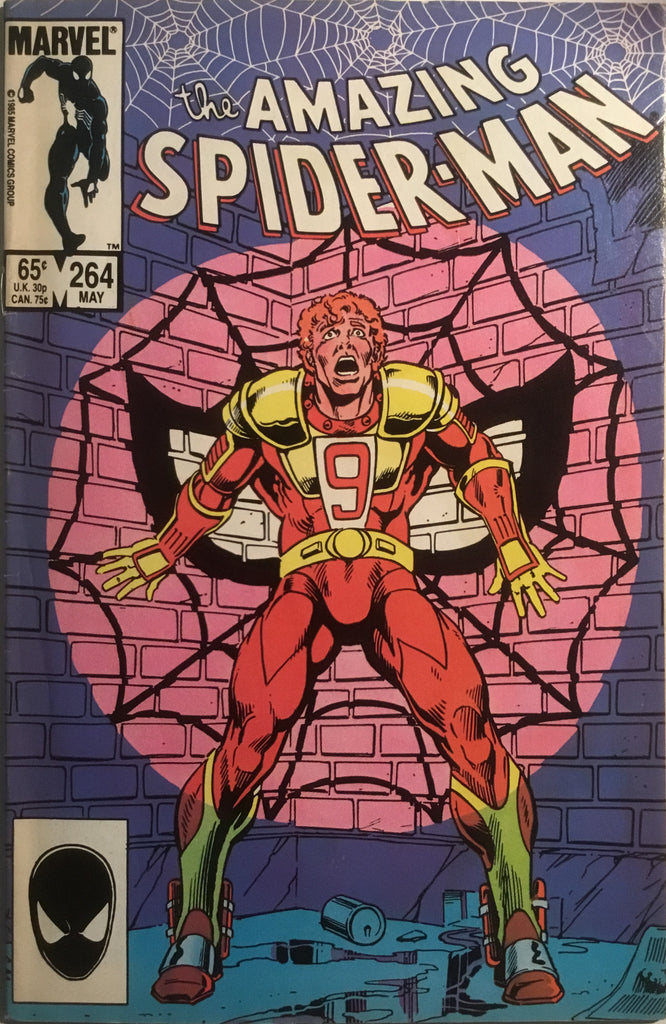 AMAZING SPIDER-MAN (1963-1998) # 264