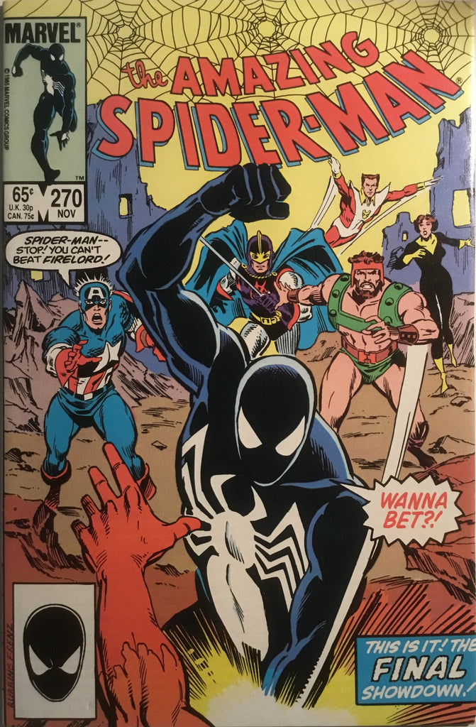 AMAZING SPIDER-MAN (1963-1998) # 270