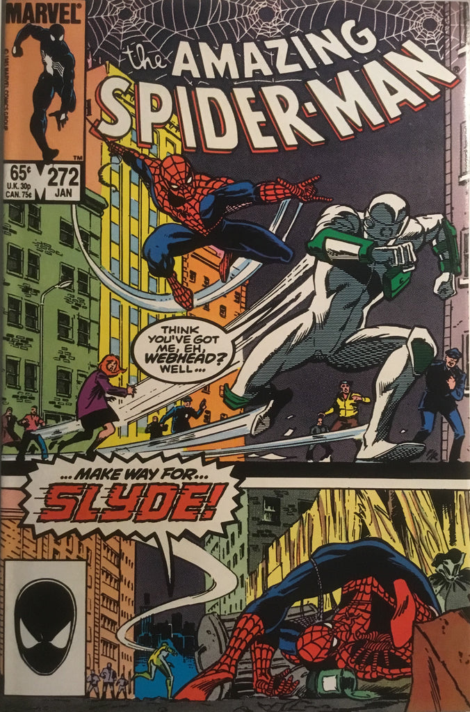 AMAZING SPIDER-MAN (1963-1998) # 272