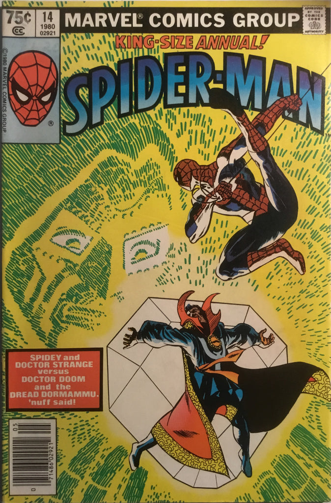 AMAZING SPIDER-MAN (1963-1998) ANNUAL # 14