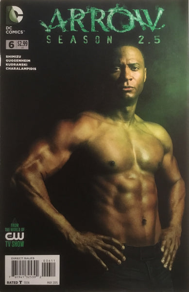 ARROW SEASON 2.5 # 6