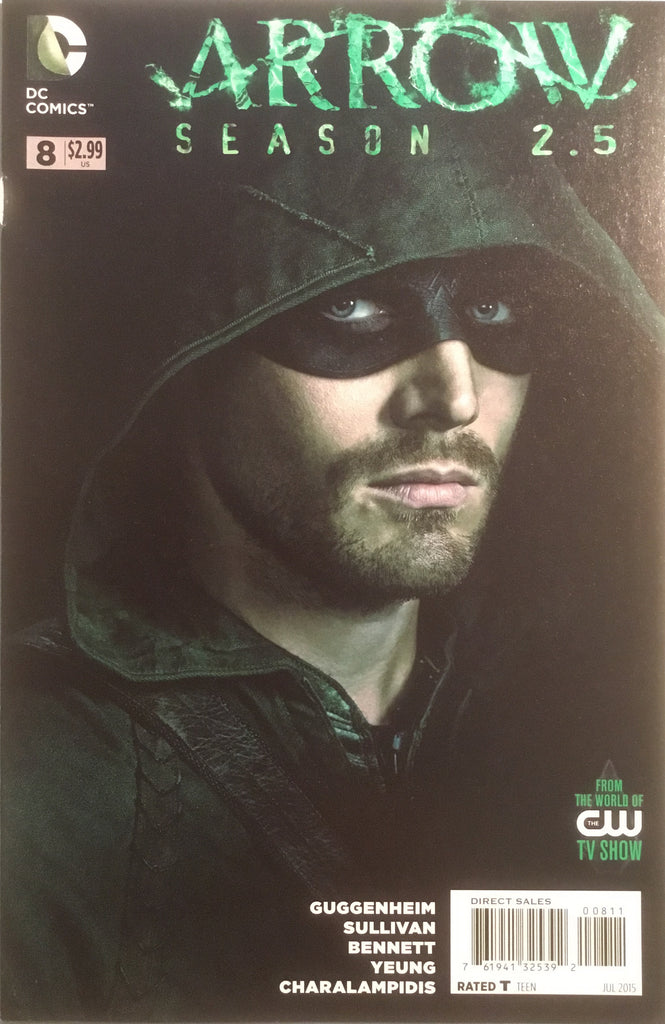 ARROW SEASON 2.5 # 8