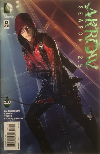 ARROW SEASON 2.5 #12
