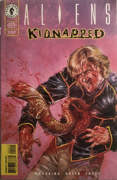 ALIENS : KIDNAPPED # 1 - 3