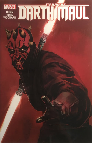 STAR WARS DARTH MAUL (MARVEL) GRAPHIC NOVEL