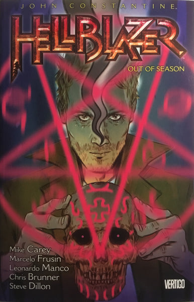 HELLBLAZER VOL 17 OUT OF SEASON GRAPHIC NOVEL