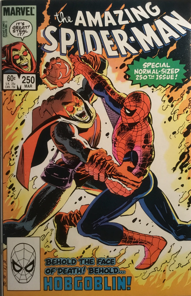 AMAZING SPIDER-MAN (1963-1998) # 250