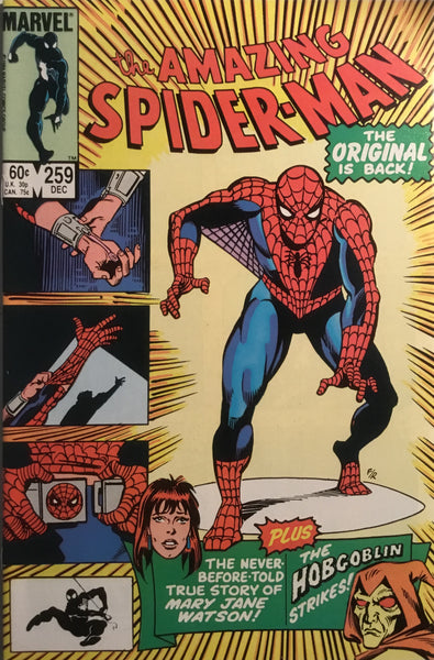 AMAZING SPIDER-MAN (1963-1998) # 259