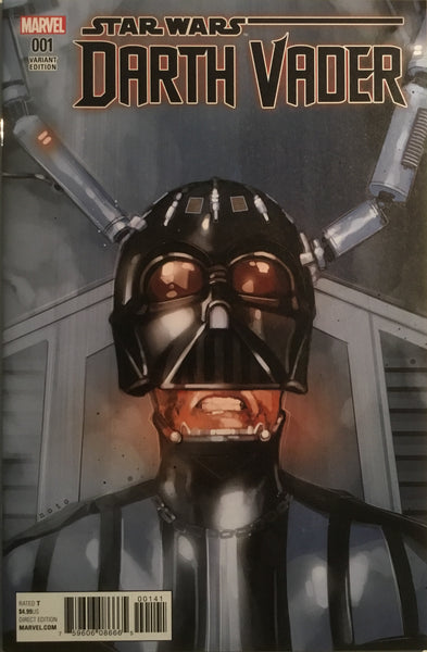 STAR WARS DARTH VADER SERIES 2 # 1 NOTO 1:10 VARIANT COVER