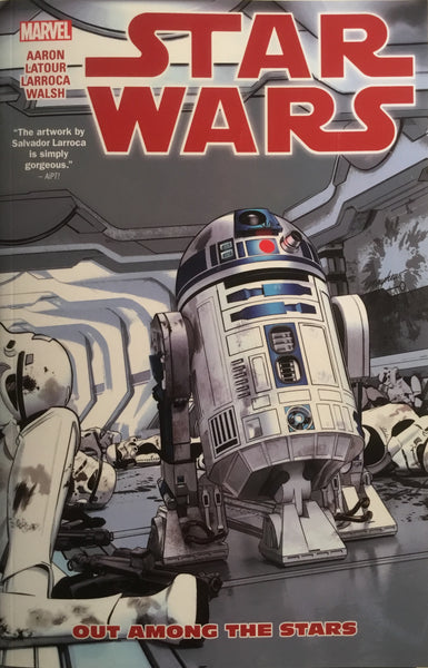 STAR WARS (MARVEL) VOL 06 OUT AMONG THE STARS GRAPHIC NOVEL