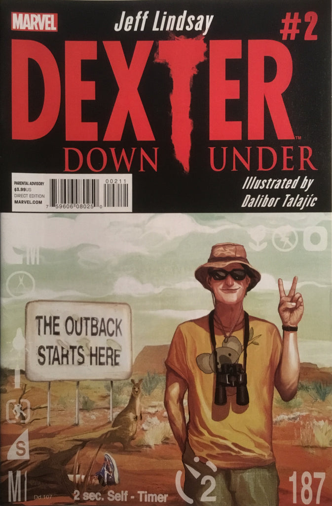 DEXTER DOWN UNDER # 2