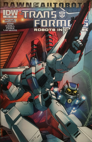 TRANSFORMERS ROBOTS IN DISGUISE #31