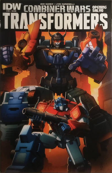 TRANSFORMERS ROBOTS IN DISGUISE #39