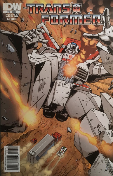 TRANSFORMERS #10