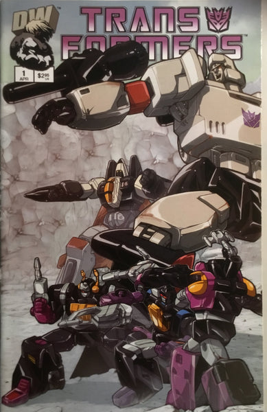 TRANSFORMERS GENERATION ONE VOLUME 2 # 1