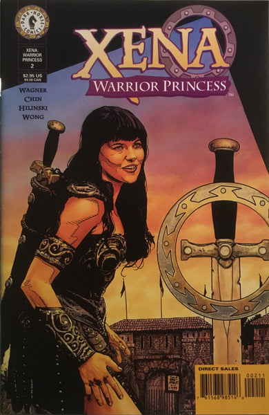 XENA WARRIOR PRINCESS # 2