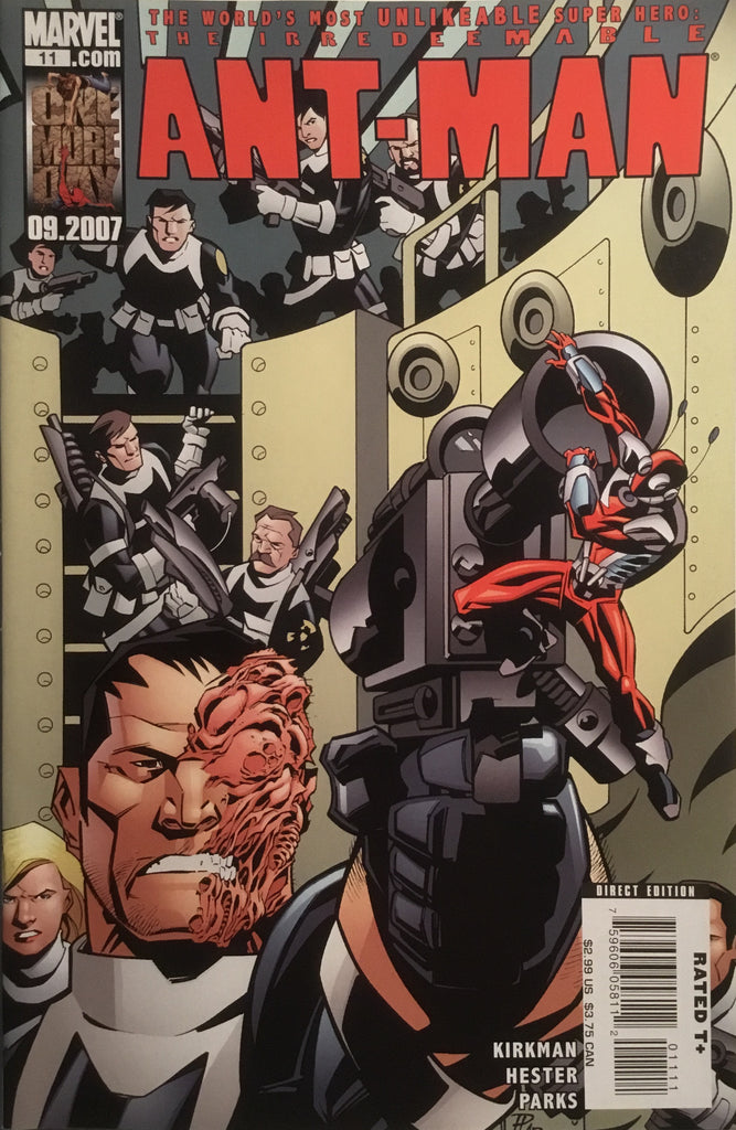 ANT-MAN (IRREDEEMABLE) #11