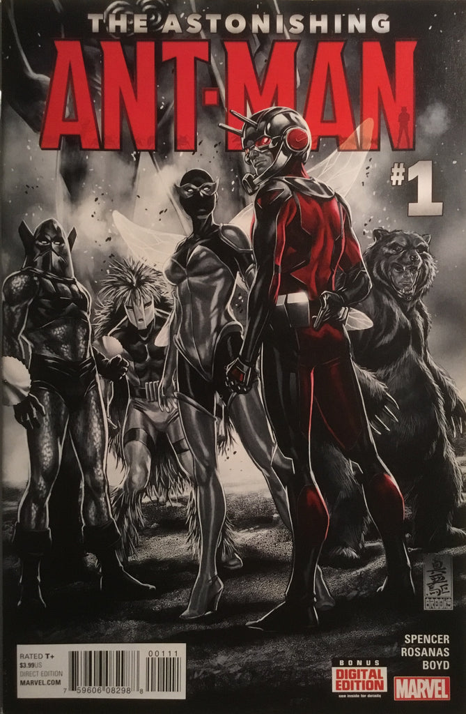 ANT-MAN (ASTONISHING) # 1