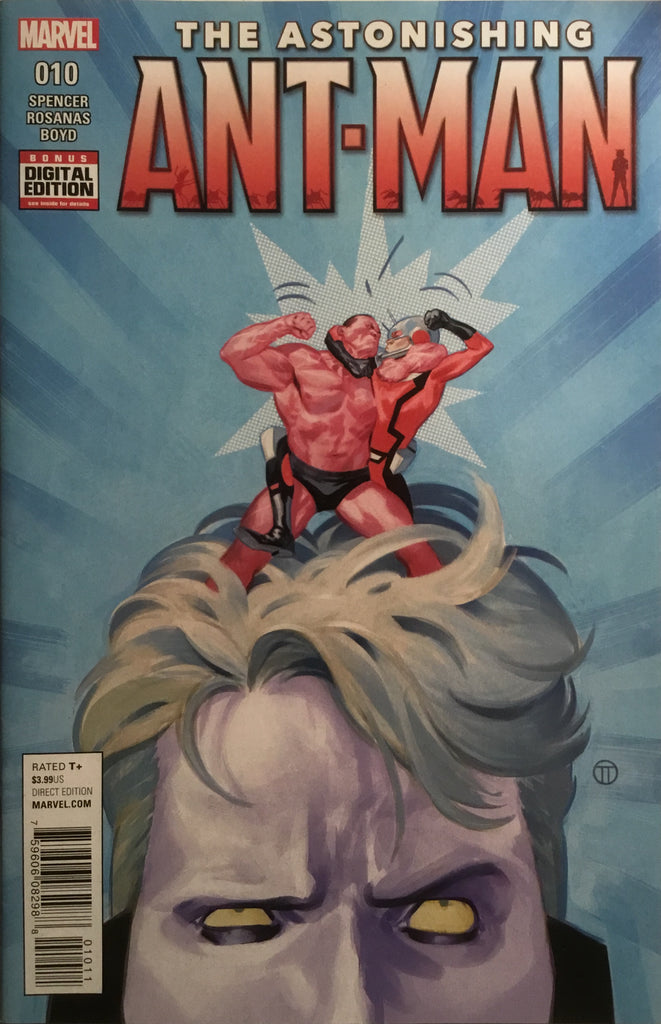 ANT-MAN (ASTONISHING) #10