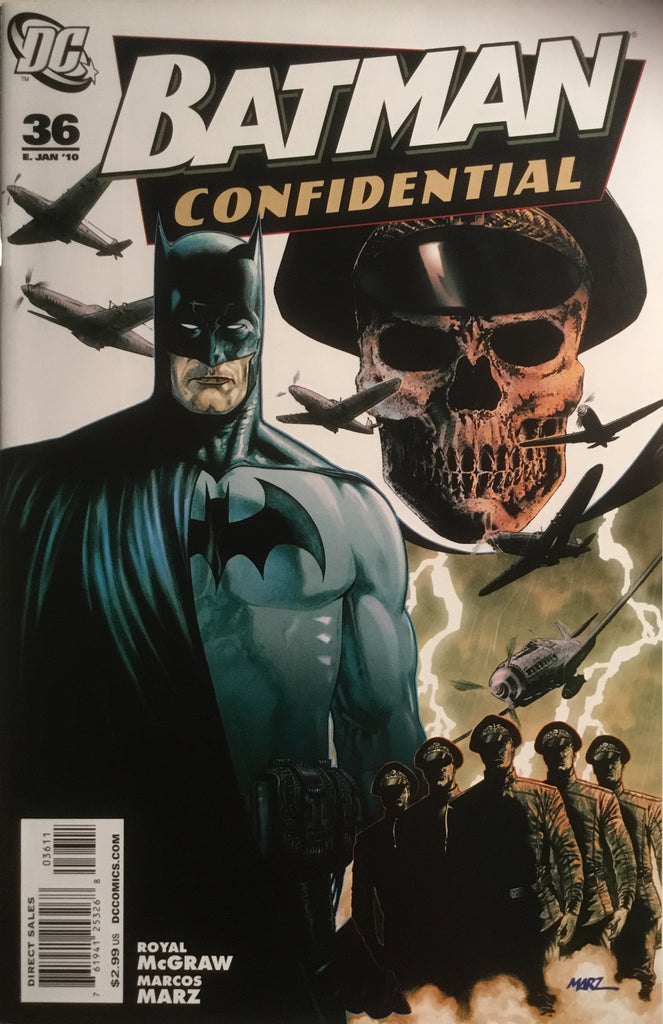 BATMAN CONFIDENTIAL #36