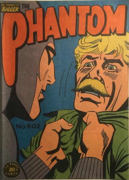 THE PHANTOM #602