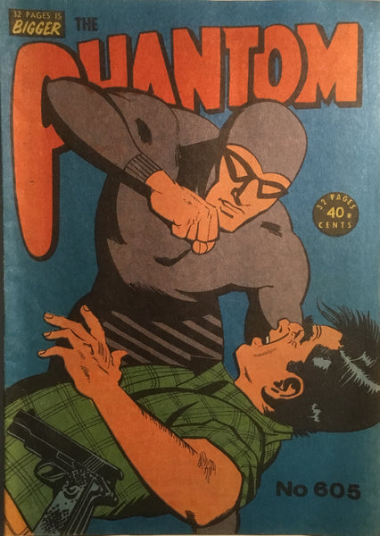 THE PHANTOM #605