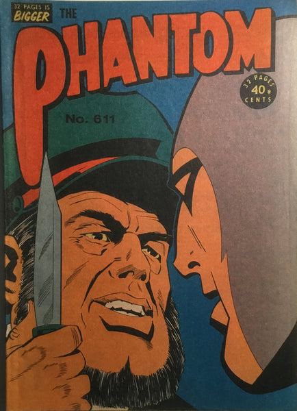 THE PHANTOM #611